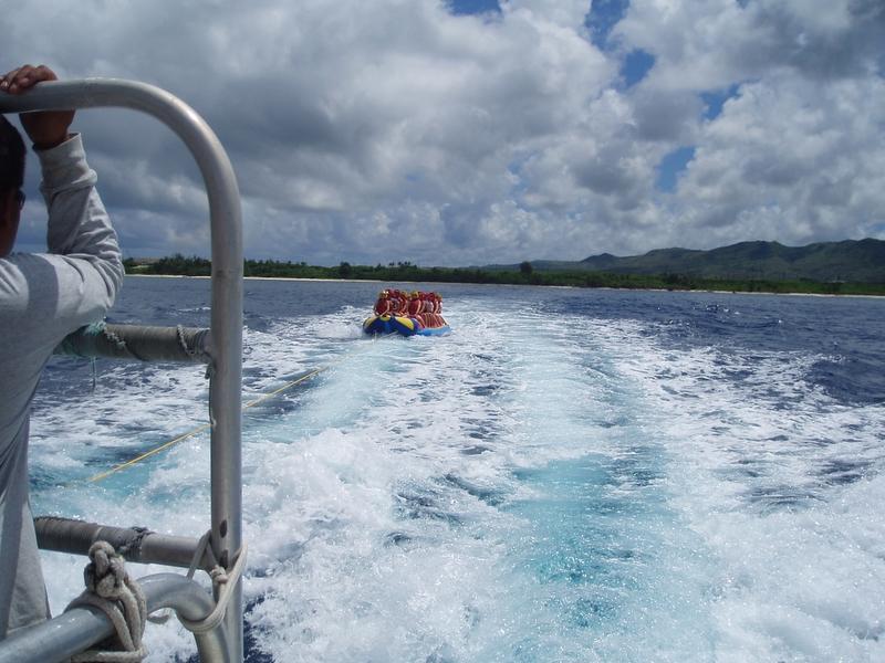 A .B .C 水上俱樂部 - 海豚之旅香蕉船