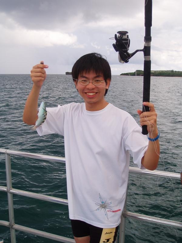 A .B .C 水上俱樂部 - 海豚之旅釣魚