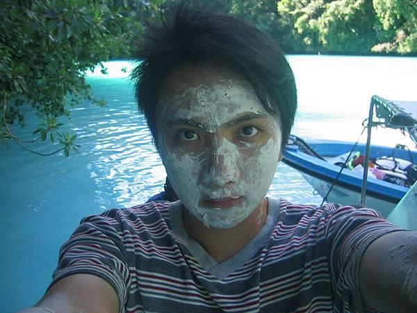帛琉牛奶湖