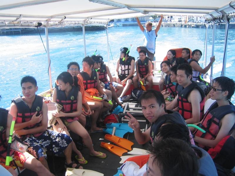 Palau 碼頭水岸