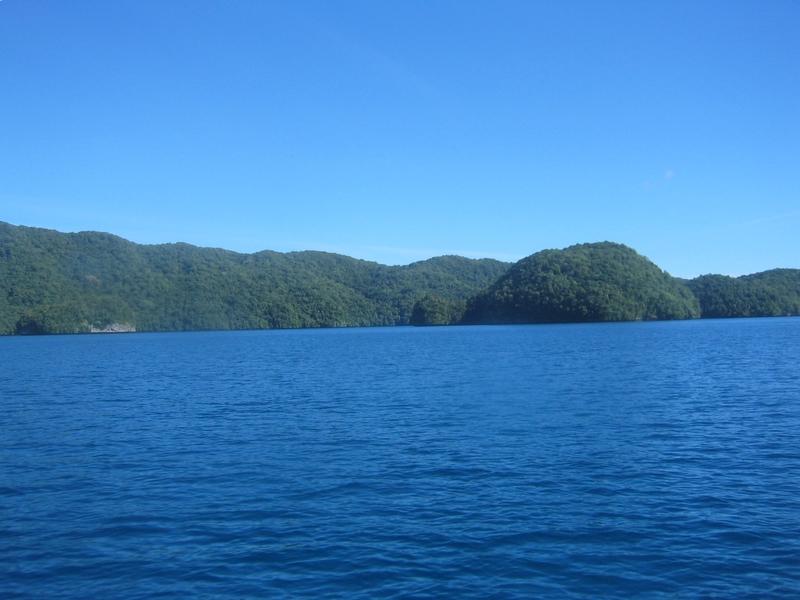 洛克群島 - 山中湖