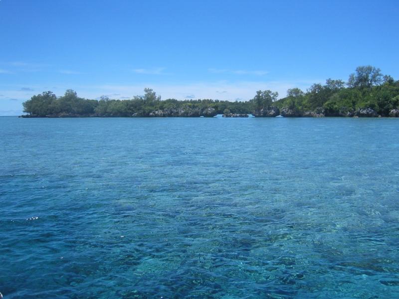 洛克群島 - 大斷層