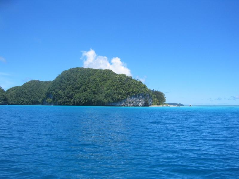 洛克群島 - 長灘島