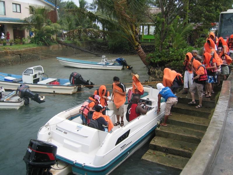Palau 阿威水上俱樂部