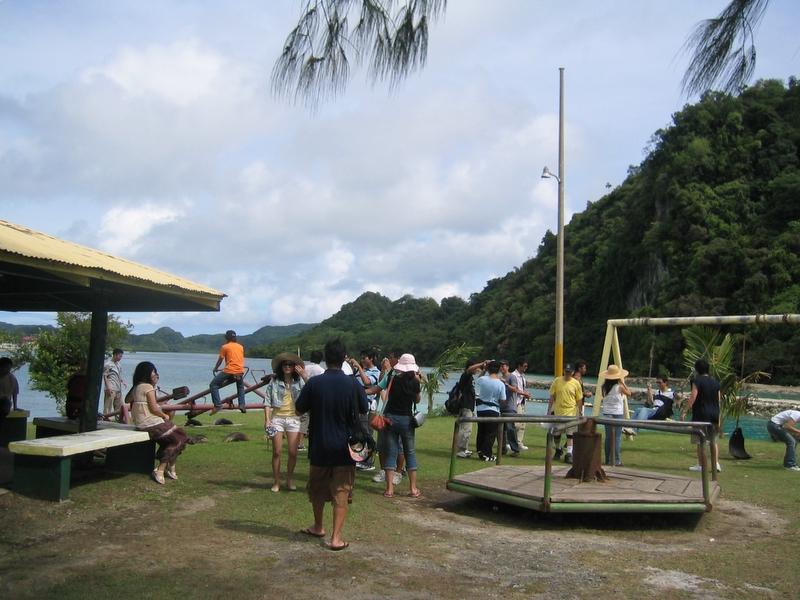 Palau 長堤國家公園