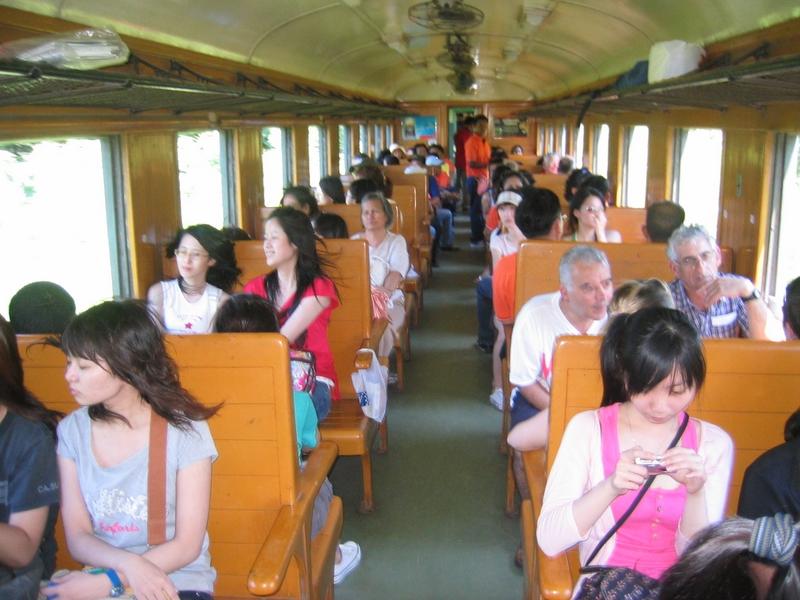 死亡鐵路之旅