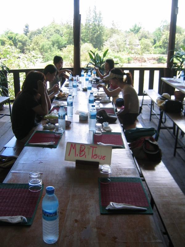 死亡鐵路終點 - 泰式料理