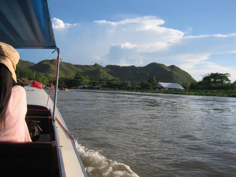 桂河長尾船密境巡禮