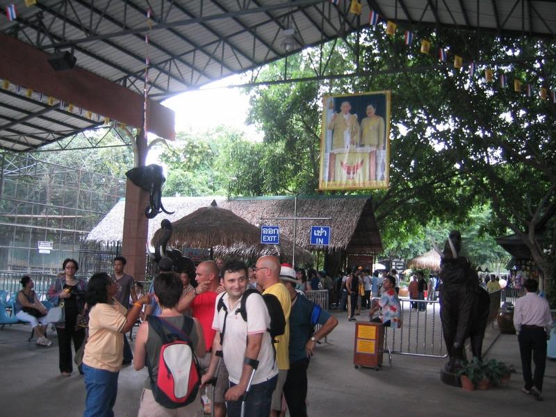三攀象戰場樂園