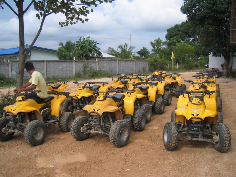 ATV 四輪沙灘車