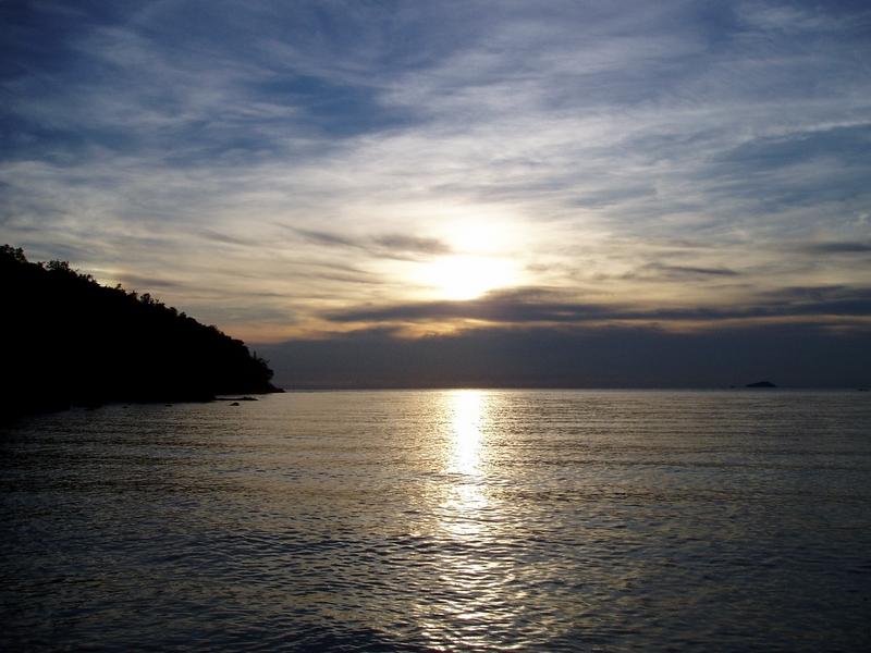 金象島海灣 - 夕陽