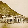 1868甯靜的海港和中區