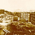 1869年建設中的太平山