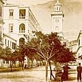1870年畢打街