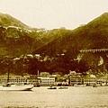 1890年港仔海旁