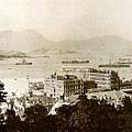 1903年中環及海港