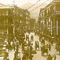 1910年香港最繁華的皇後大道