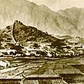 1924年九龍城岩和獅子山