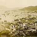 1924年從堅尼地道看灣仔-銅鑼灣及北角