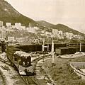 1963年九龍火車站
