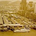 1966年香港舊港澳碼頭