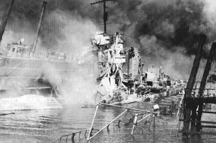 珍珠港轟炸 E