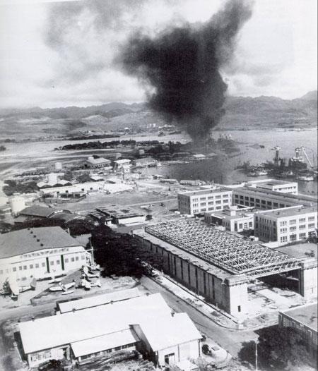珍珠港轟炸 F