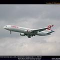 瑞士航空 A
