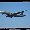 美國大陸航空 A
