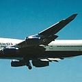 英國航空 A