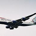 英國航空 B