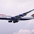 英國航空 D
