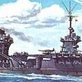 伊勢級主力戰艦 - 伊勢號