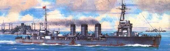 天龍級輕型巡洋艦