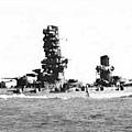戰列艦 - 山城號