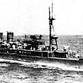 輕巡長良級 - 阿武隈號