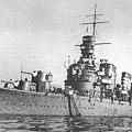 重巡古鷹級 - 加古號