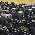 第三帝國納粹德軍 150mm重砲群