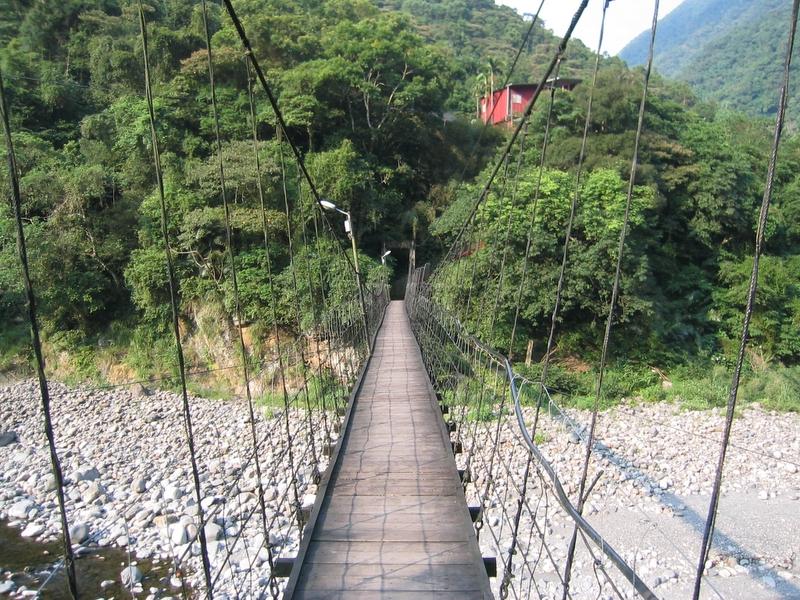 紅河谷吊橋