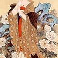 楊玉環:四大美人之羞花