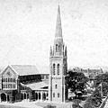 19世紀trinity教堂