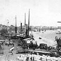 上海灘碼頭 1891年