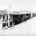 南京路和廣西路之間 1890年