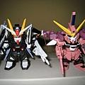 Strike Noir Gundam - Justice Gundam