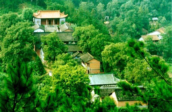 城固地母廟