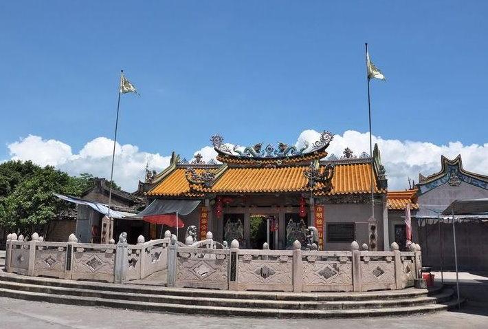山三國王祖廟