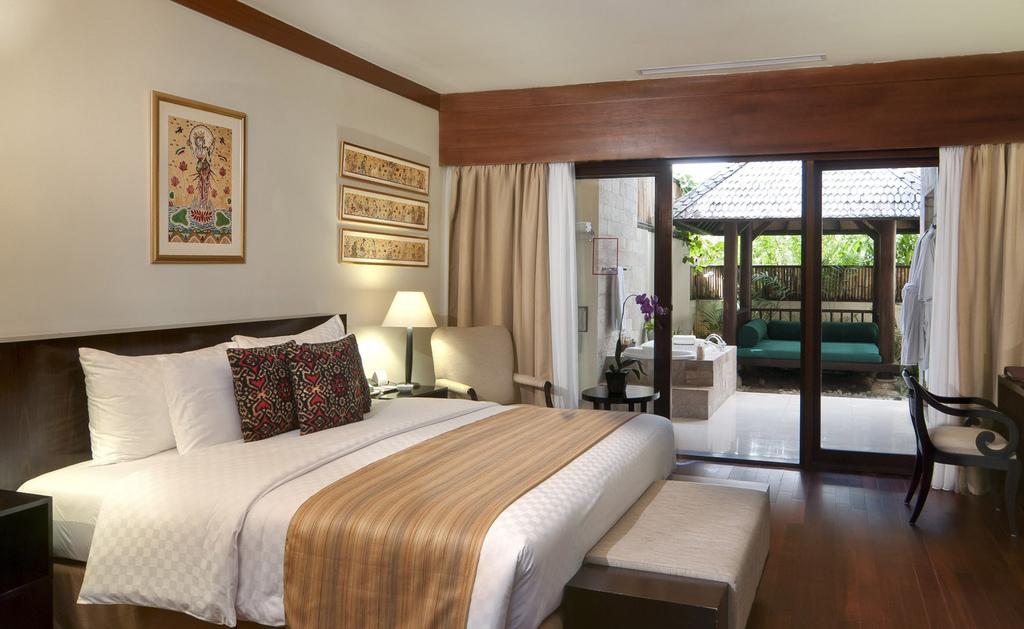 Ayodya Resort Bali-Saraswati Suite