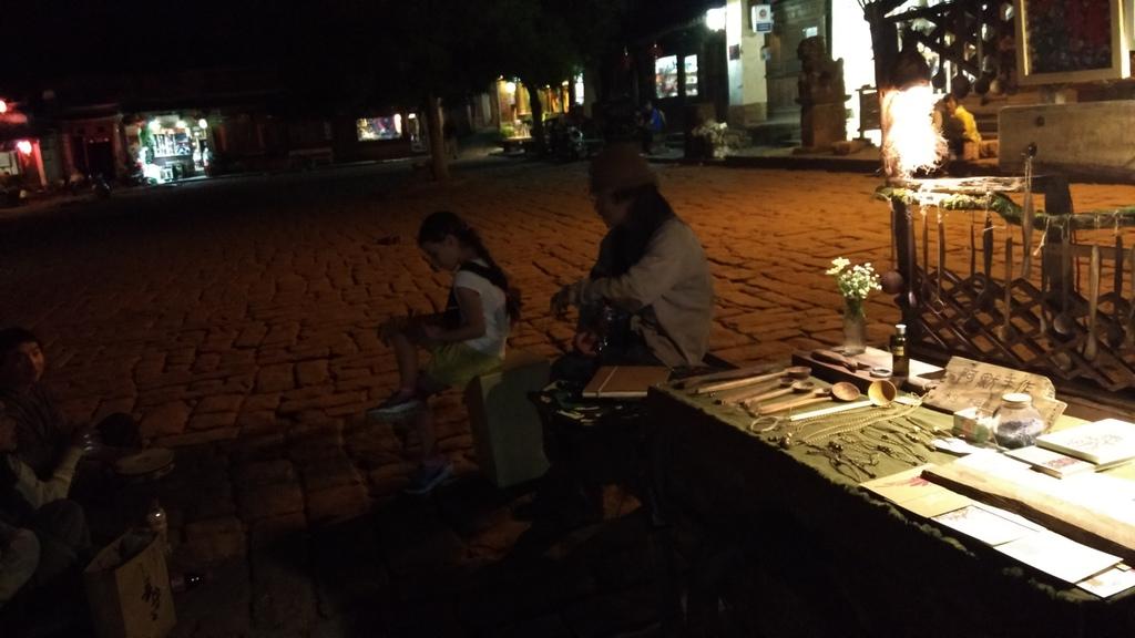 沙溪古鎮之夜