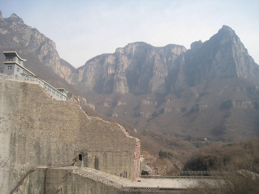 雲台山水壩
