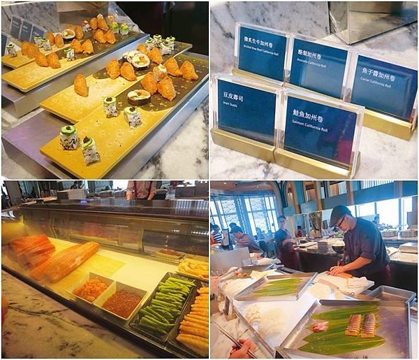 日式壽司區